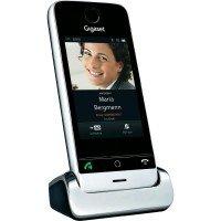 Телефон DECT Gigaset SL910 Black