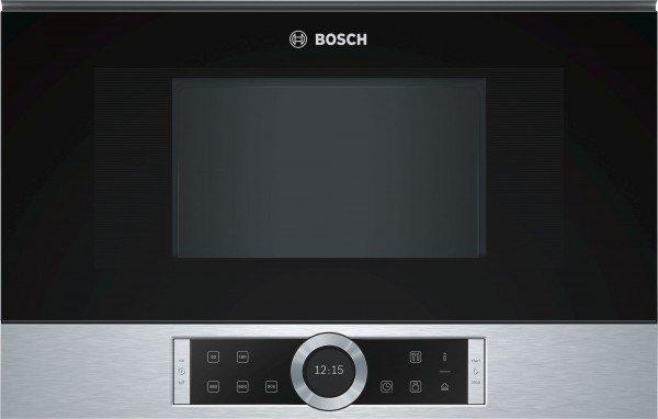 Купить Встраиваемые микроволновые печи, Встраиваемая микроволновая печь Bosch BFR 634 GS1
