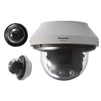IP-камера Panasonic Dome Vandal Resistant 4K (3840x2160) PoE -45 to +50C IR IP66