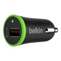 Автомобильное зарядное устройство Belkin USB Charger 2.4A Black
