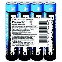 Батарейка Panasonic GENERAL PURPOSE R3 TRAY 4 ZINK-CARBON