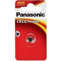 Батарейка Panasonic SR 920 BLI 1