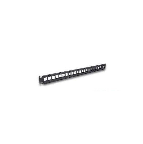 Купить Патч-панель Legrand RJ45, 19 , 1U, UTP, 24 порта, наборная, LINKEO (632790)