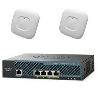 Контроллер и точки доступа Cisco Mobility Express Bundle AP1700i-E and WLC2504 with 25 lic