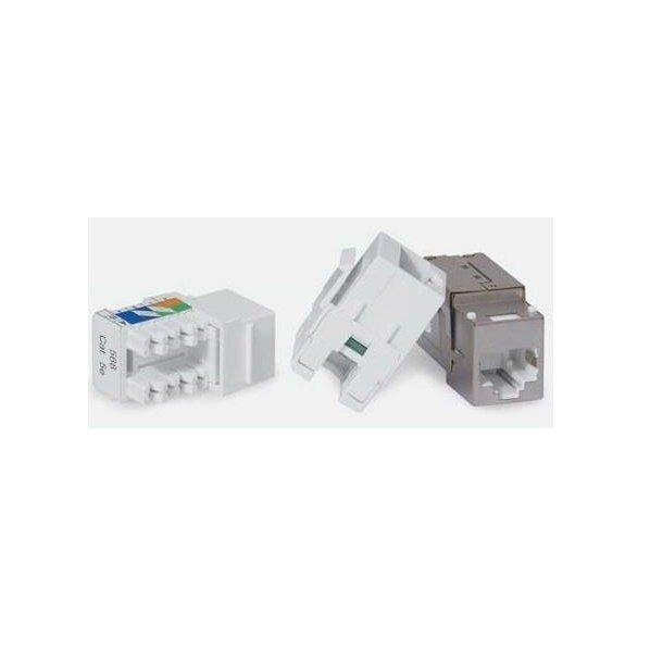 Купить Коннектор Legrand RJ45 кат. 5е, UTP, Keystone, Linkeo (632703)