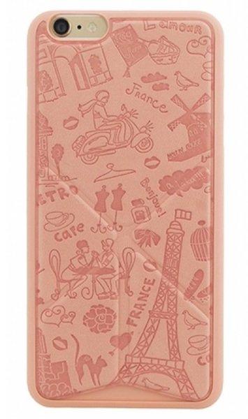 Чехол Ozaki для iPhone 6 Plus/6s Plus O!coat 0.4 Travel Versatile Paris от MOYO