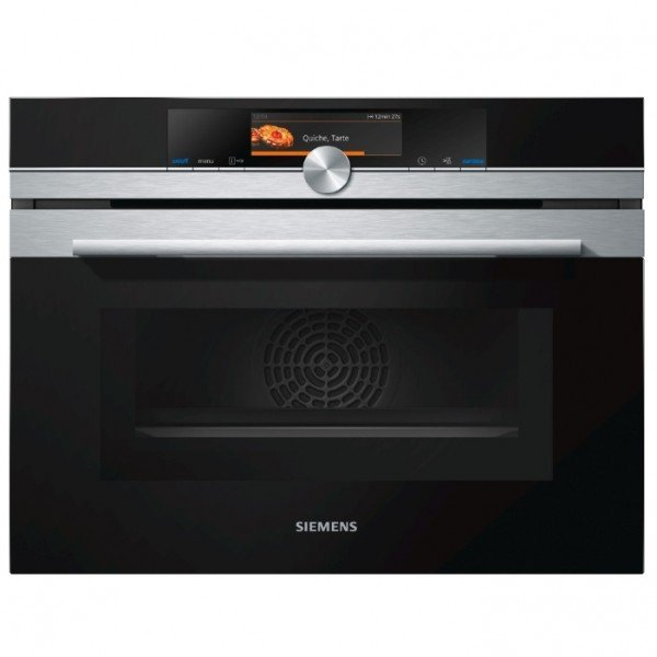 Купить Духовые шкафы, Духовой шкаф Siemens CM 678G4S1