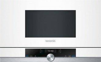 Встраиваемая микроволновая печь Siemens BF 634RGW1 фото