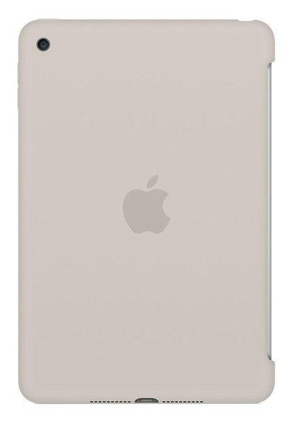 Купить Чехол Apple Silicone Case для iPad mini 4 Stone (MKLP2ZM/A)