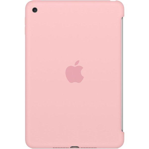 Купить Чехол Apple Silicone Case для iPad mini 4 Pink (MLD52ZM/A)