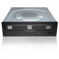 Оптичний привід Lite-On DVD-RW 24x SATA Black Bulk (IHAS124-14)
