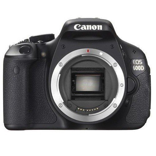 ≡ Фотоапарат CANON EOS 600D Body (5170B022 (71)) – купити в Києві ... 9336dc36a48d0