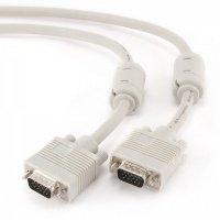 Кабель VGA Cablexpert M/M, двойное экранир, с 2-мя феритами, 20м (0503083)