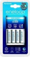 Зарядное устройство Panasonic Basic Charger+ Eneloop 4AA 1900 mAh New