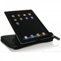 Чехол Macally для планшета iPad 3/4 Premium Protective Case/Stand/Organizer Black