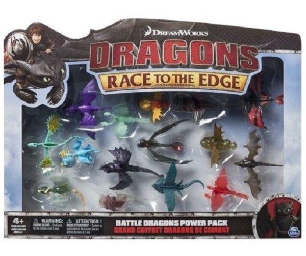 Набір фігурок Spin Master 15 колекційних міні-драконів (SM66605) фото1 bb393547a1816