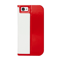 Чехол Macally для iPhone 5/5S/SE Slim Folio Case and Stand Red