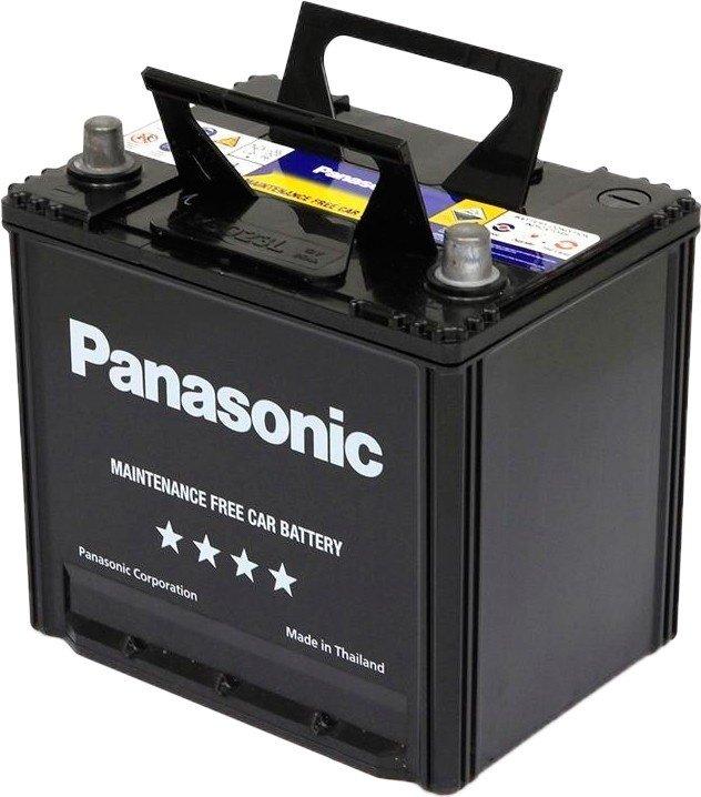 Аккумулятор автомобильный Panasonic N-75D23L-FHB фото