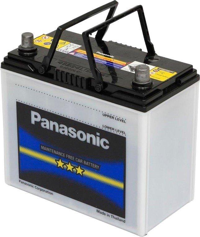 Аккумулятор автомобильный Panasonic N-46B24LS-FS фото