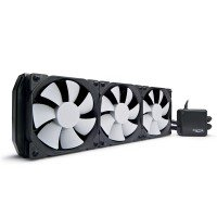 Система охлаждения дл процессора FRACTAL DESIGN Kelvin S36 3х120 мм (FD-WCU-KELVIN-S36-BK)