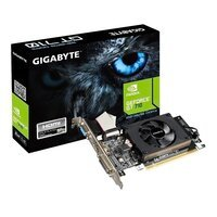 Видеокарта GIGABYTE GeForce GT 710 2GB DDR3 (GV-N710D3-2GL)
