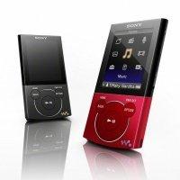 Мультимедиаплеер SONY Walkman E443 4Gb Red