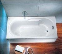 Ванна акриловая прямоугольная Kolo COMFORT 180х80 см (XWP3080000)