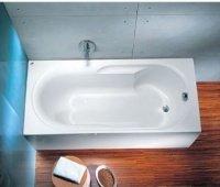 Ванна акрилова прямокутна Kolo LAGUNA 150х75 см (XWP0350000)