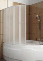 Шторка для ванны AQUAFORM NOVUM 5 полистирол (170-31454)
