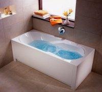 Ванна акриловая прямоугольная Kolo COMFORT 150х75 см (XWP3050000)