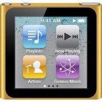 MP3-плеєр APPLE iPod nano 16GB Orange (6Gen) - 2010