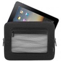 Чехол Belkin для планшета iPad New Black/White