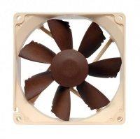 Вентилятор для корпуса Noctua NF-B9 PWM 92мм 4pin бежевый/коричневый