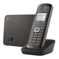 Телефон Dect Gigaset E495 Black