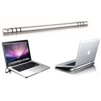 Підставка Just Mobile Cooling Bar Laptop Stand