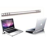 Подставка Just Mobile Cooling Bar Laptop Stand