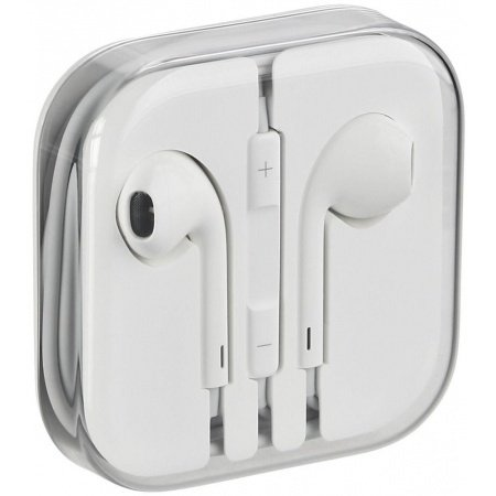 ≡ Наушники+ДУ Apple EarPods iPhone iPod – купить в Киеве  c94236ce8ce68