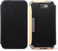Чехол Gissar для Galaxy Note 2 N7100 Wafe Stand Black