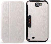 Чехол Gissar для Galaxy Note 2 N7100 Wafe Stand White