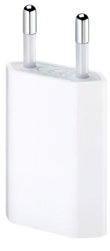 Сетевой адаптер Apple iPod/iPhone USB (MD813ZM/A) фото 1