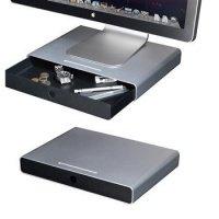 Подставка для монитора Just Mobile Drawer Monitor Stand