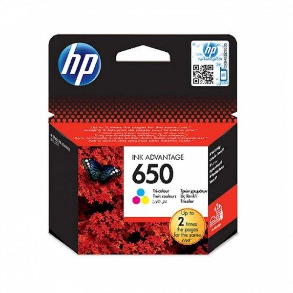Купить Картридж струйный HP No.650 DJ2515/3515 Color (CZ102AE)