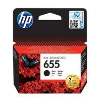 Картридж струйный HP No.655 DJ 4615/4625/3525/5525 Black (CZ109AE)