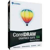ПО Corel CorelDRAW Graphics Suite X4 Special Edition (CDGSX4RUSPMB)