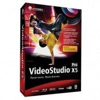 ПО Corel VideoStudio Pro X5 Mini-Box Eng (VSPRX5RUMBEU)