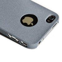 Чехол к iPhone 5 NIL Quicksand для iPhone 5 (серый)