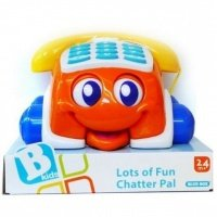Музыкальная игрушка B kids Веселый телефон (6126)