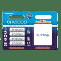 Аккумулятор Panasonic Eneloop AA 1900 mAh 4BP + case