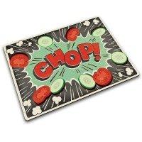 Дошка кухонна Joseph Joseph Comic Chop 30x40 см (90073)