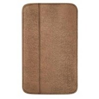 Чехол ODOYO GLITZ COAT Galaxy TAB3 7.0 SADDLE BROWN (PH621BR)